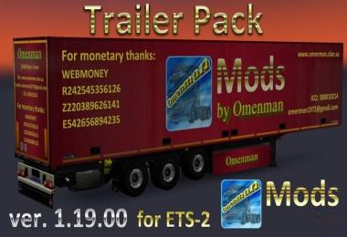 Trailer Package by Omenman v1.19.00 1.31.x