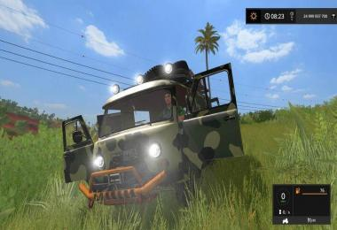 UAZ 3741 v1.0 by Pavel2151