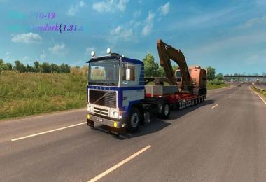 Volvo F10-12 edit mjtemdark 1.31