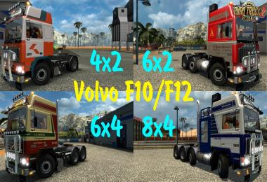Volvo F10/F12 v1.0 Edit by Mjtemdark