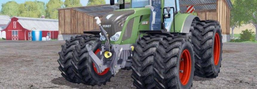 Fendt 828 VARIO TWIN WHEELS v1.0