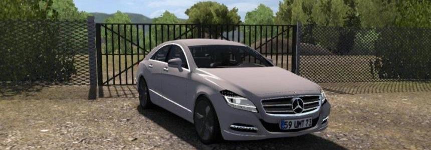 2013 Mercedes Benz CLS v2.0