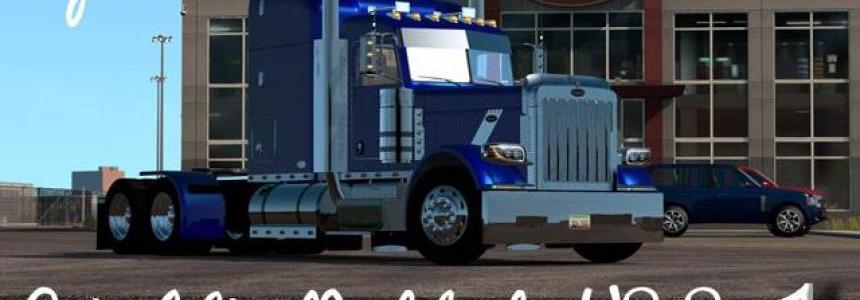 Peterbilt 389 Modified v2.2.1 [1.32]