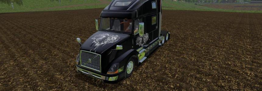 FS17 Volvo 780 VE Truck v1.0