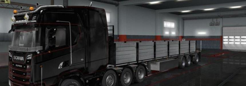Owned Flatbed Trailer Edit 1.32.x