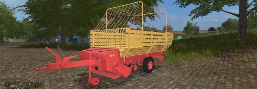 Bautz forage wagon v1.0.0.0