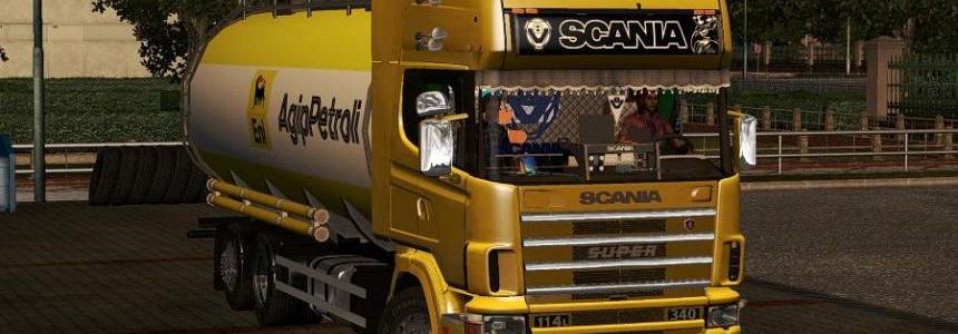 Dealer Fix for Scania 124L Rigid Truck 1.31