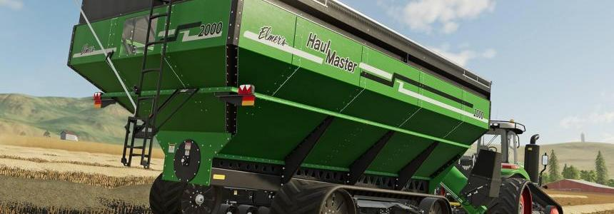 Elmer's Manufacturing Haulmaster will be in Farming Simulator 19!