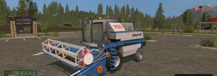 Enisey 950 v0.1 beta