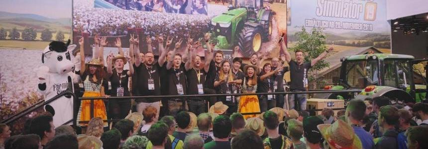 Farming Simulator 19 @gamescom 2018 Aftermovie