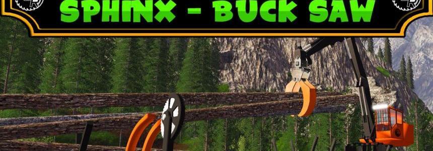 FDR Logging - Sphinx BuckSaw v1.0
