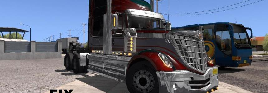 Fix for truck International Lonestar v1.0