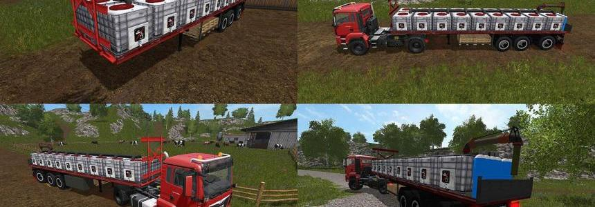 Flatbed Watertrailer v1.0