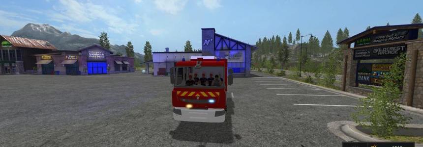 Fourgon Premier Secours Evacuation v1.0