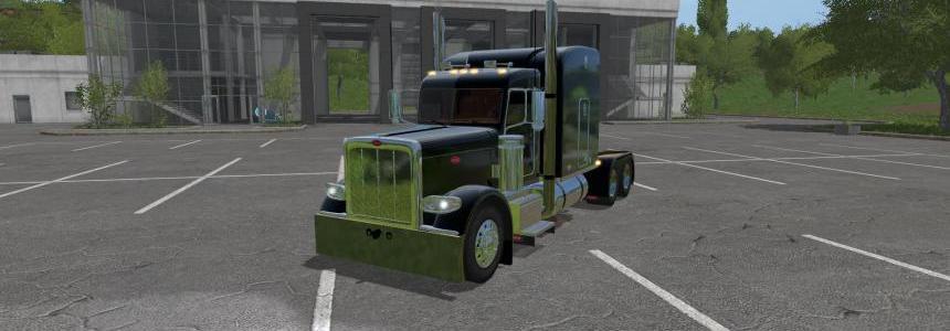 FS17 Peterbilt 388 Truck v2.0