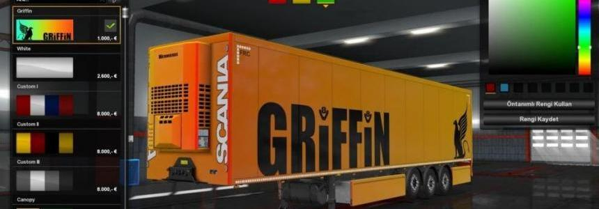 Griffin Skin (Metallic Paintable) v1.0