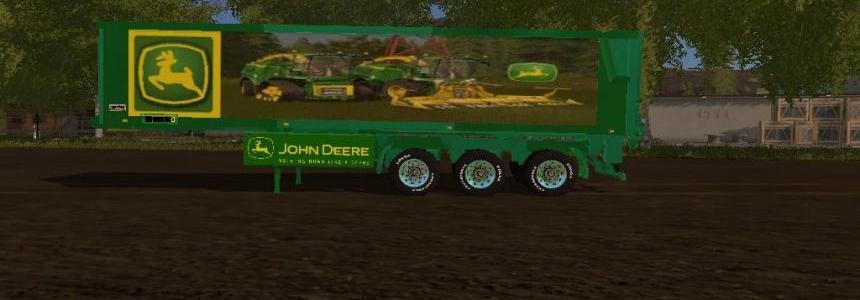 John Deere Trailer Bulk v2.0