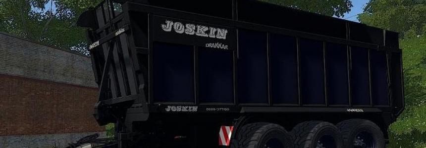 Joskin Drakkar 8600 Dark by Alex Blue v1.4