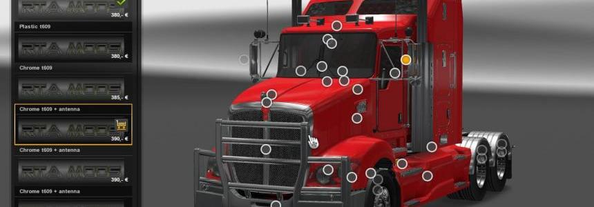 Kenworth T609 Update 1.31