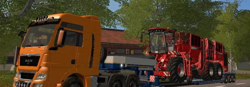 MAN trucks pack v1.0