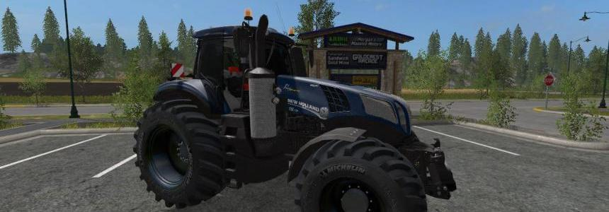 New Holland T8 Blue Power v2.0