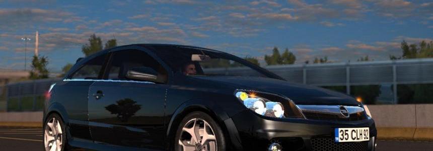 Opel Astra GTC/OPC v1.0