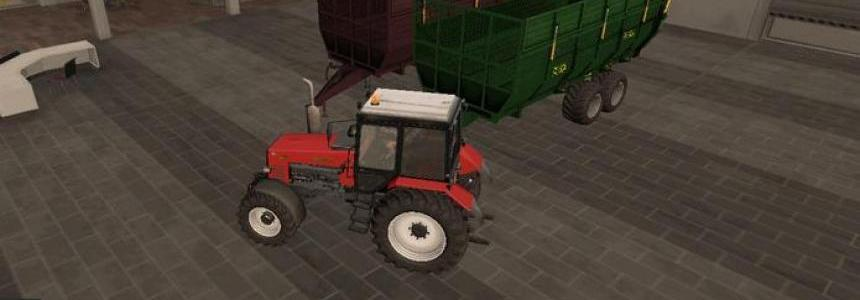 Pack of trailers PS60A v1.1