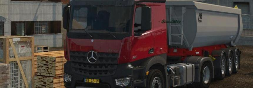 Real Mercedes Benz MP4 Sound 1.32