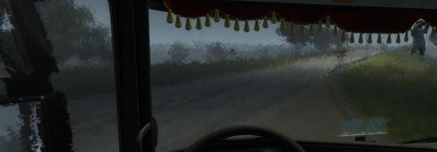 Realistic Rain v1.1 1.32.x