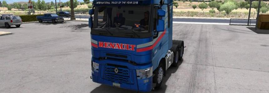Renault Range T for ATS 1.31.x - 1.32.x