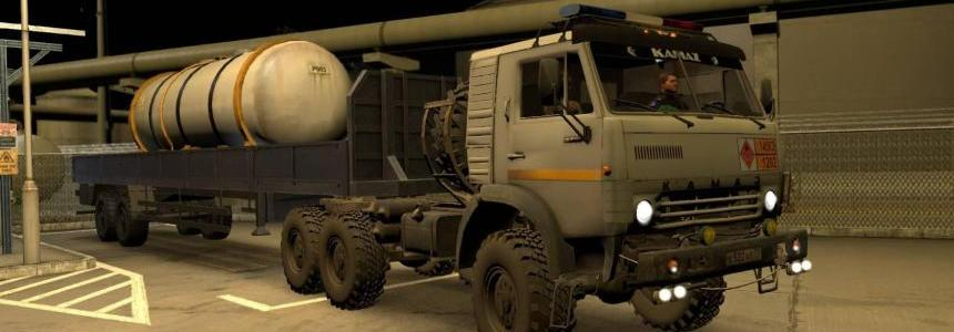 Russian Offroad Pack for 1.31 v1.0