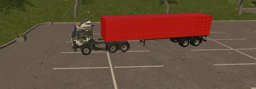 Semi trailers VABASH v1.9.0