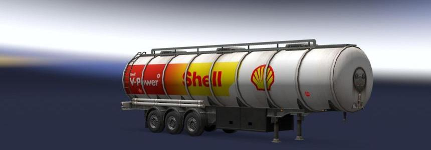 Shell fuel trailer 1.31