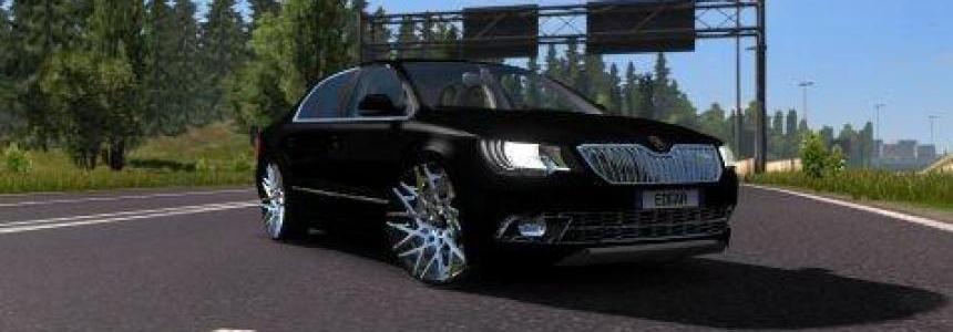 Skoda SuperB RS Edit by Edgar v4.0 1.32