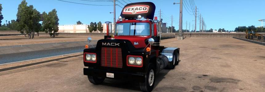 Texaco Mack R v1.0