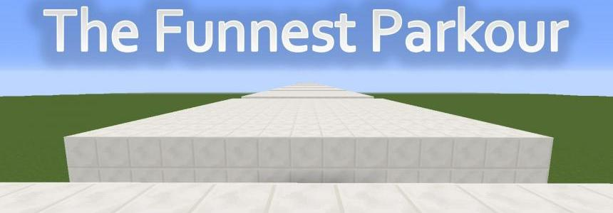 The Funnest Parkour Map v1.12.2