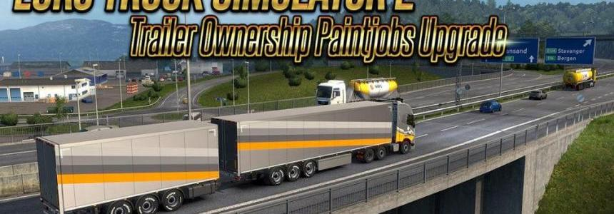 Trailer Ownership – Paintjobs Upgrade 1.32