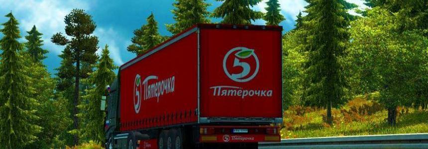 Trailer Pyaterochka v1.0