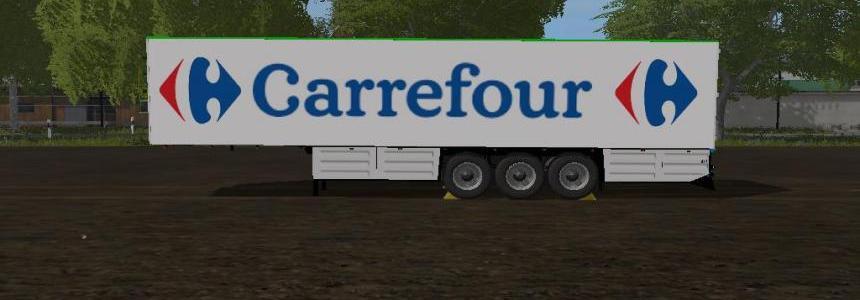 TRAILER Schmitz Carrefour v1.0