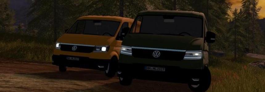 Volkswagen Crafter 2017 v0.1