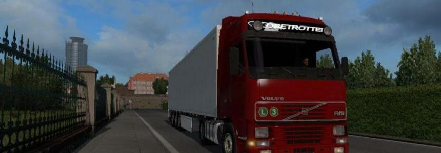 Volvo FH I Generation by Truck Style Team v3.0 1.32.x