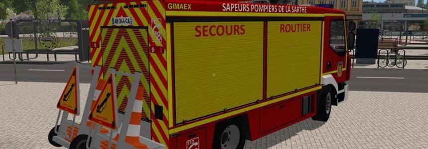 Vsr Pompier de la sarde v1.0