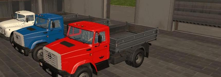 Zil 45065 and 130 Pack v1.1