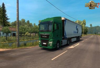 MAN TGX Euro 6 v2.1 by MADster + fix 1.32 beta