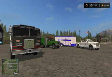 Bear County Fire Pack v1.0