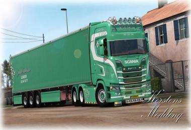 Jacob Pedersen Lundby Scania S 1.32