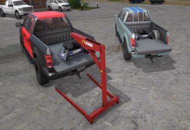 5th Wheel Hitch BW Pack v1.0.0.0