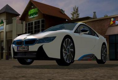 BMW I8 v2.0