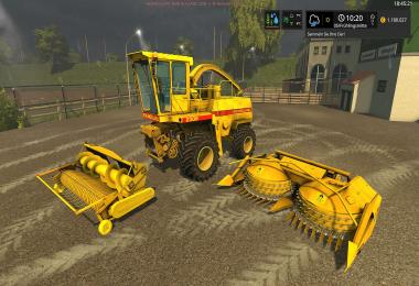 New Holland 2305 (official) v1.1.0.5
