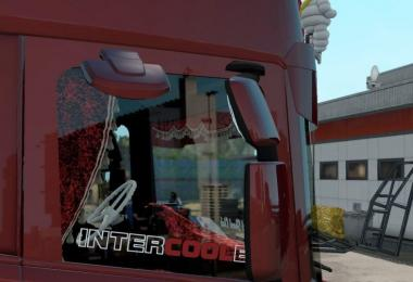 DANISH CURTAINS FOR SCANIA NEXT GEN v1.0